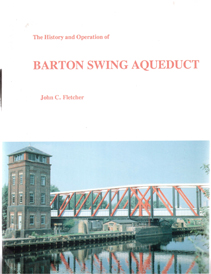 History & Operation of Barton Swing Aqueduct front cover