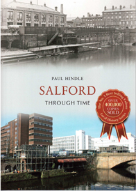 Salford Through Time front cover