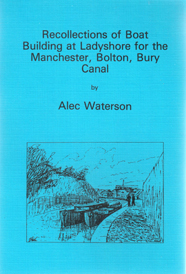 Recollections of Boat Building at Ladyshore front cover