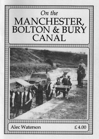 On the Manchester Bolton & Bury Canal front cover